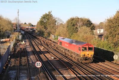 66101 Southampton Bevois Park