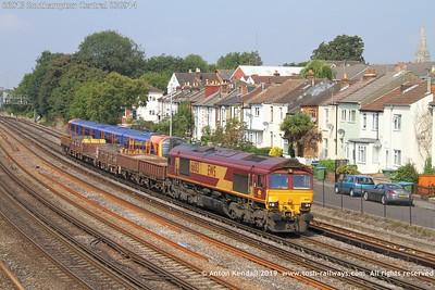 66013 Southampton Central 030914