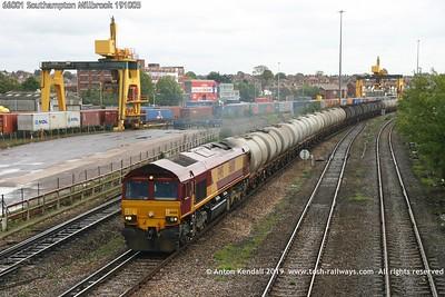 66001 Southampton Millbrook 191005
