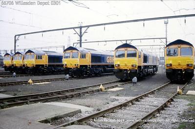 66706 Willesden Depot 0301