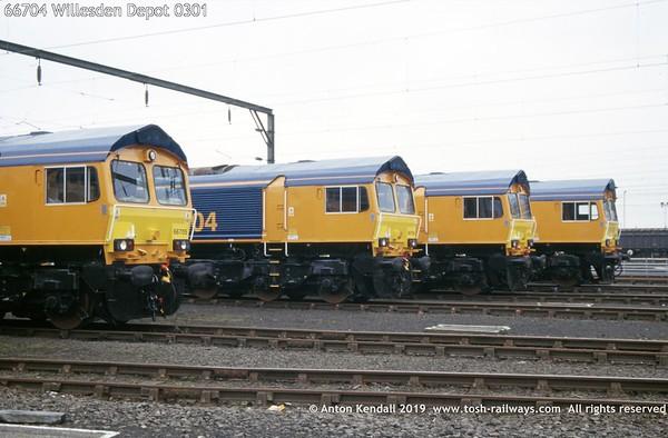 66704 Willesden Depot 0301