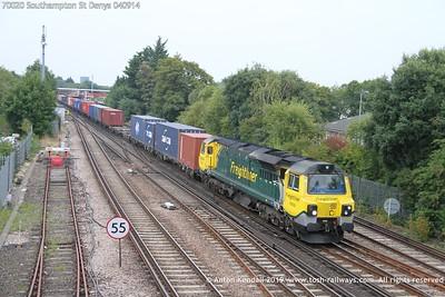 70020 Southampton St Denys 040914