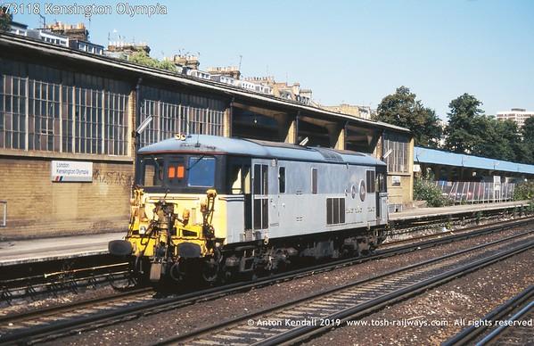 73118 Kensington Olympia