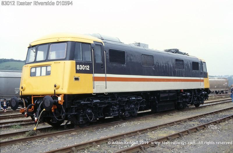 83012 Exeter Riverside 010594