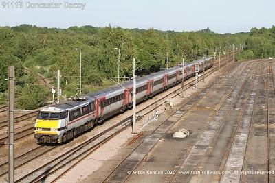91119 Doncaster Decoy