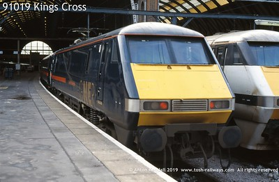 91019 Kings Cross