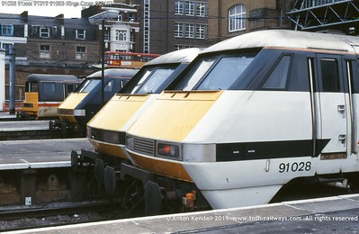 91028 91xxx 91019 91003 Kings Cross 060197