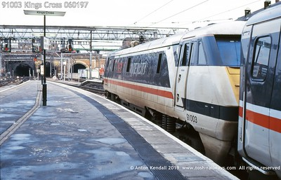 91003 Kings Cross 060197