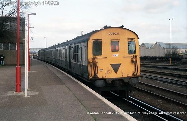 205031 Eastleigh 190293