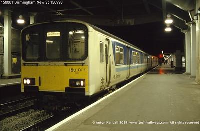 150001 Birmingham New St 150993