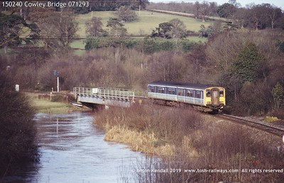 150240 Cowley Bridge 071293