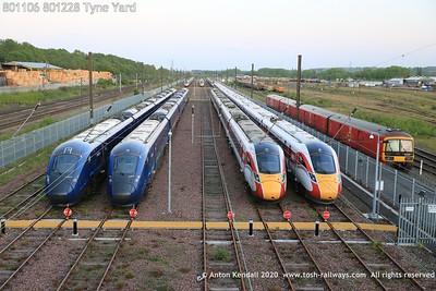 801106 801228 Tyne Yard