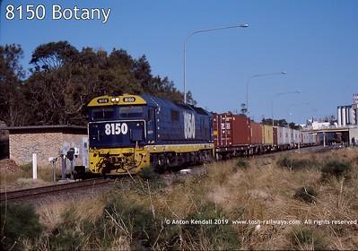 8150 Botany