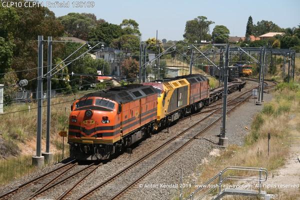 CLP10 CLP11 Enfield 150109