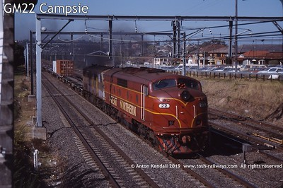 GM22 Campsie