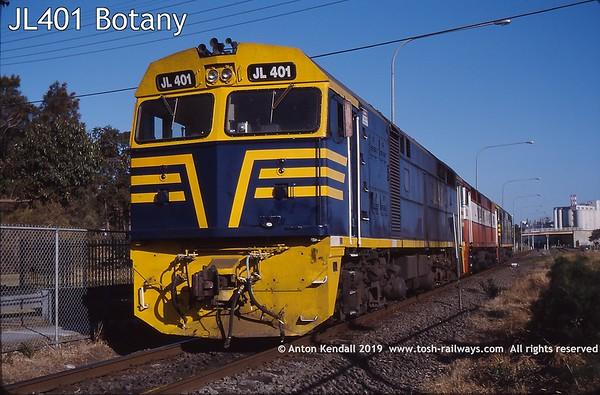 JL401 Botany