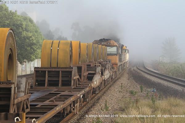 NR15 NR31 NR18 Beresfield 270911