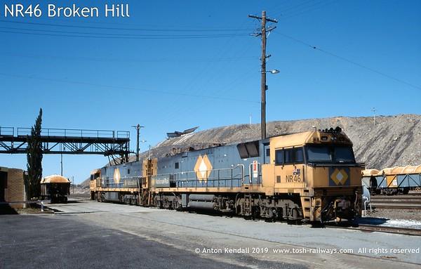 NR46 Broken Hill