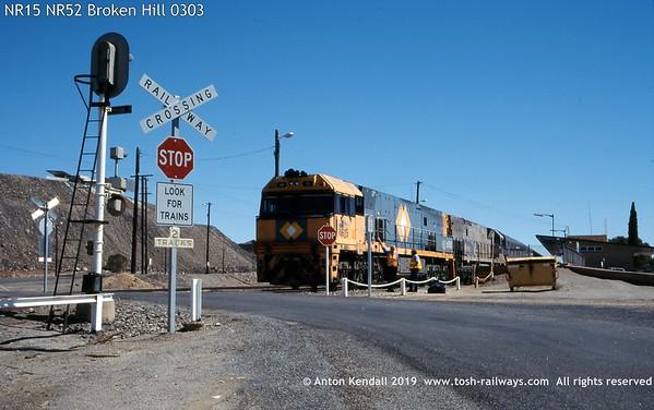 NR15 NR52 Broken Hill 0303