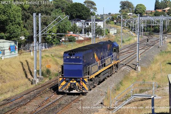 NR27 Sydney Enfield 131113