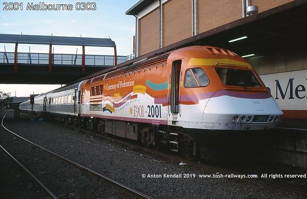 2001 Melbourne 0303