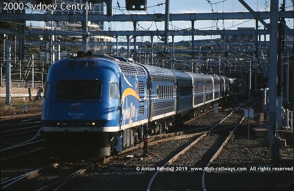 2000 Sydney Central