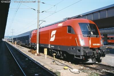 1016028-1 Wien Westbahnhof