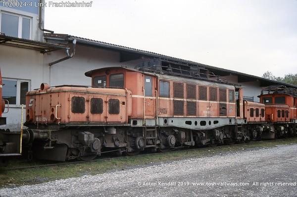 1020024-4 Linz Frachtbahnhof