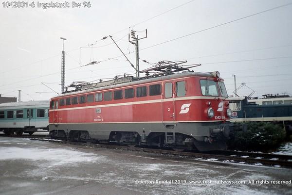 1042001-6 Ingolstadt Bw 96