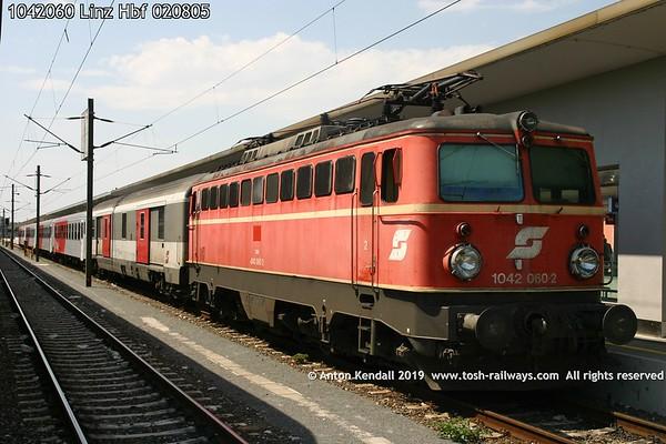 1042060 Linz Hbf 020805