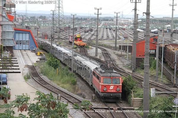 1142567-5 Wien Kledering 260912