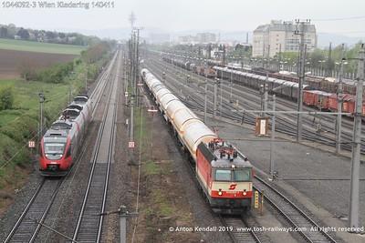 1044092-3 Wien Kledering 140411