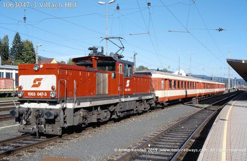 1063047-3 Villach Hbf