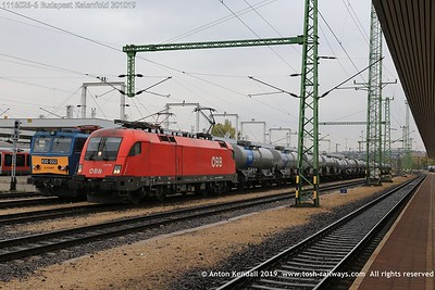 1116026-6 Budapest Kelenfold 301019