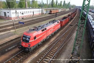 1116016-7 Budapest Ferencvaros 130419