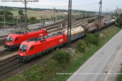 1116191-6 1116048-8 Wien-Kledering 230807