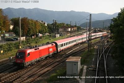1116211-2 Villach Westbf 110908