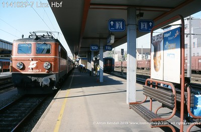 1141029-7 Linz Hbf