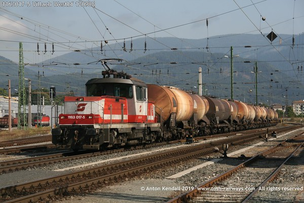 1163017-5 Villach Westbf 120908