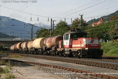 1163018-3 Villach Westbf 110908