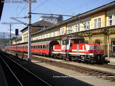 1163001 Salzburg Hbf 040626