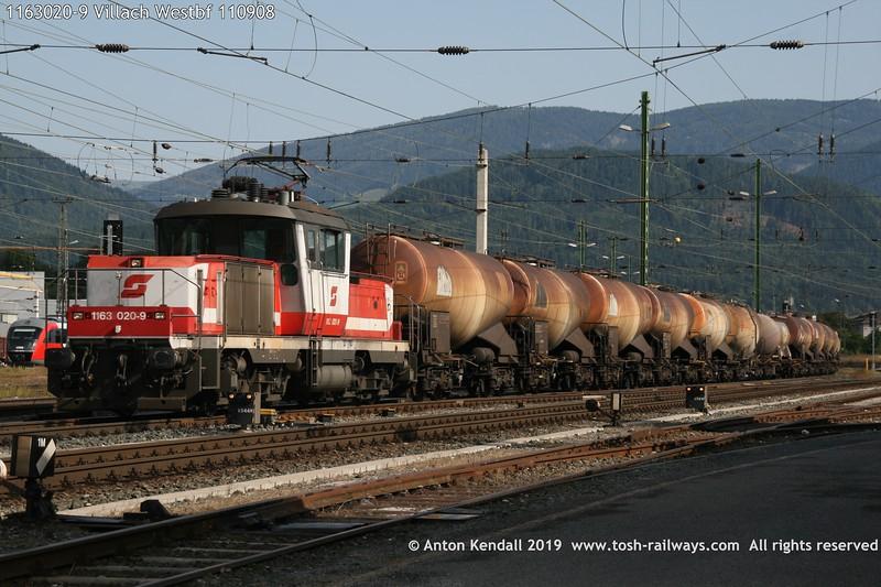 1163020-9 Villach Westbf 110908