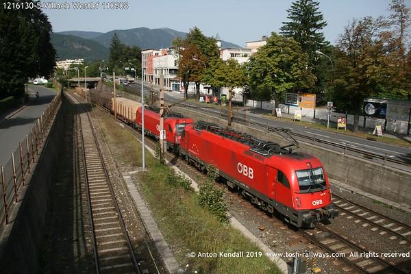 1216130-5 Villach Westbf 110908