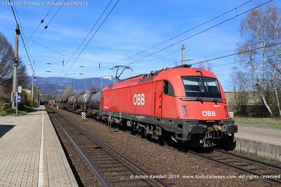 1216147-9 Villach Warmbad 090415