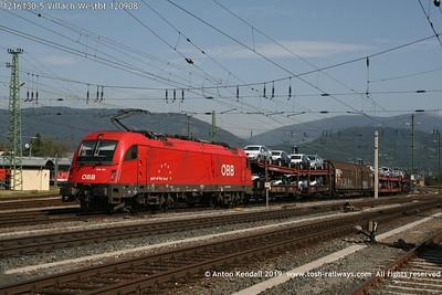 1216130-5 Villach Westbf 120908