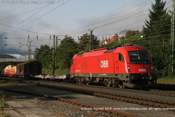 1216143-8 Villach Westbf 110908
