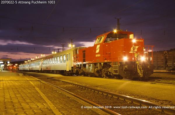 2070022-5 Attnang Puchheim 1003