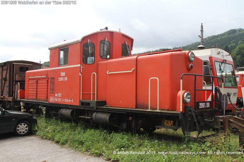 2091009 Waidhofen an der Ybbs 050710