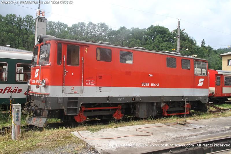 2095014-3 Waidhofen an der Ybbs 050710