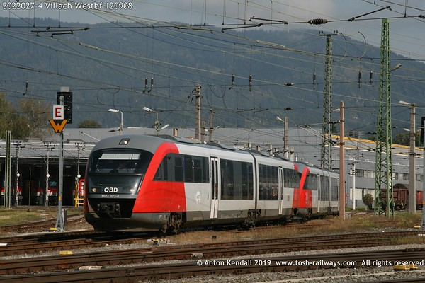 5022027-4 Villach Westbf 120908